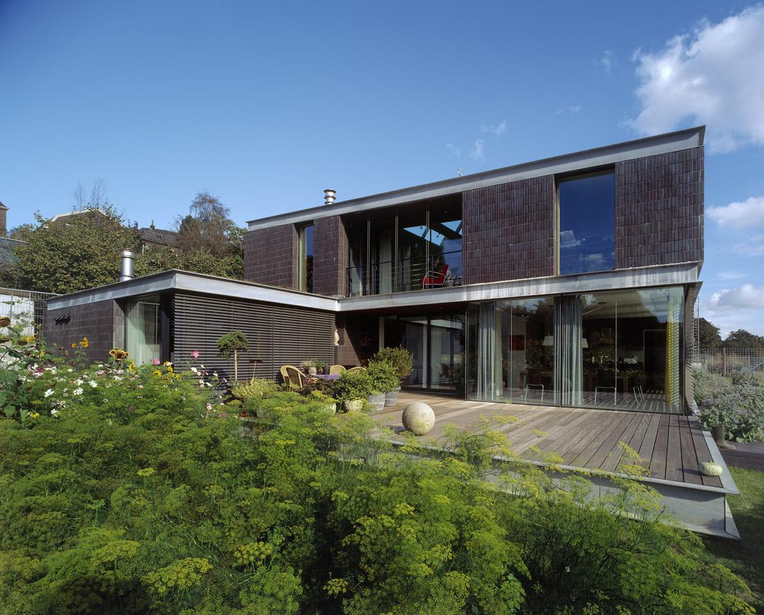 Verbouw Villa te Rhenen