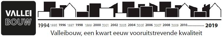 25 jaar Valleibouw